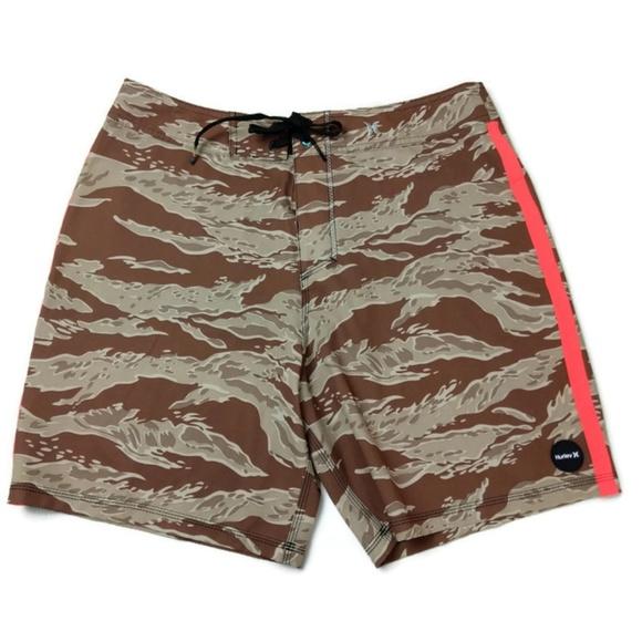 e78fadcea1 Hurley Boardshorts Swimsuit Phantom Stretch Camo